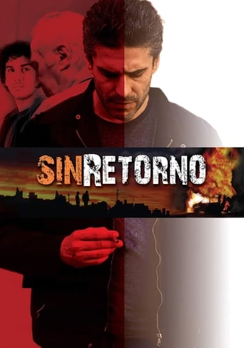No Return poster