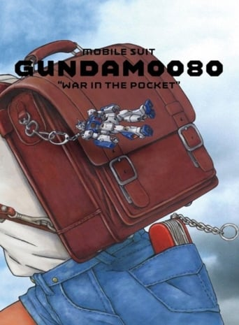 Poster of Gundam 0080: War in the Pocket