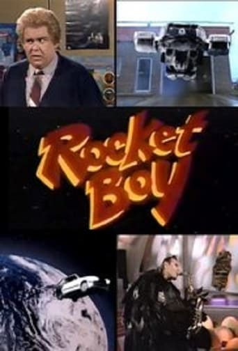 Poster of Rocket Boy