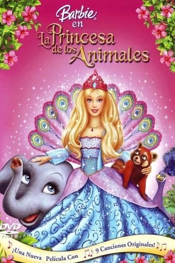 Poster of Barbie en La Princesa de los Animales