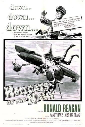 Poster of Hellcats of the Navy