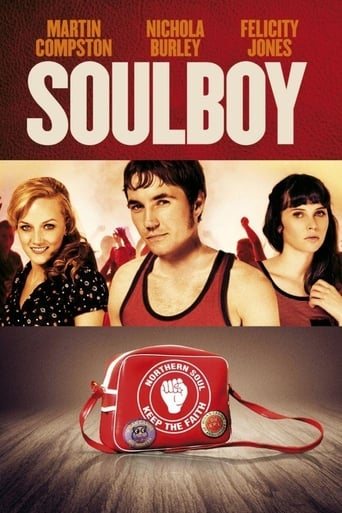 Poster of SoulBoy