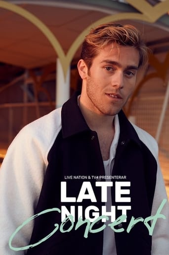Poster of Late Night Concert