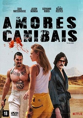 Amores Canibais - Poster