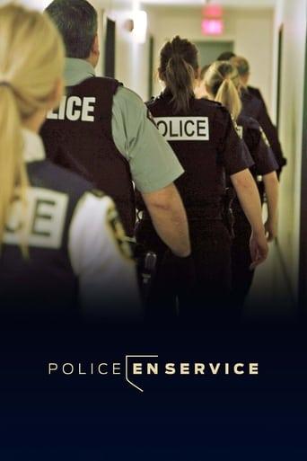 Police en service