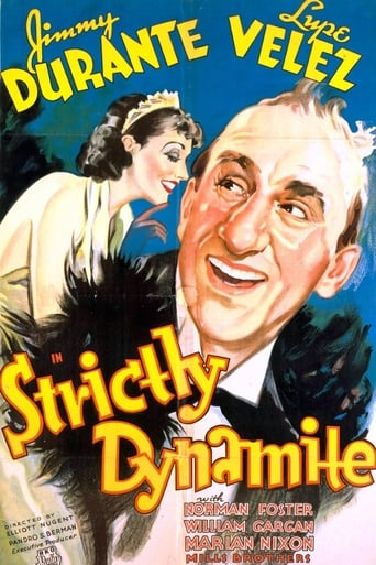 Poster of Strictly Dynamite