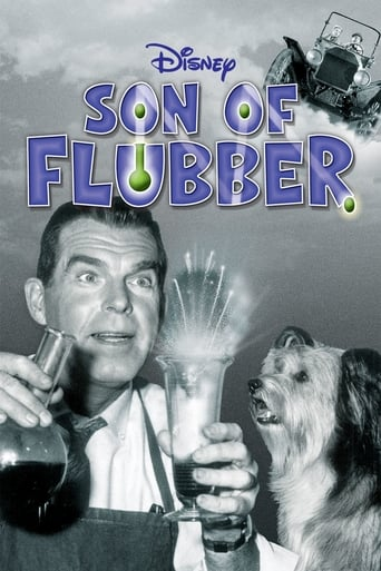 Poster of Son of Flubber