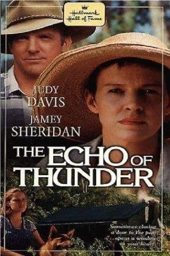 Poster of The Echo of Thunder