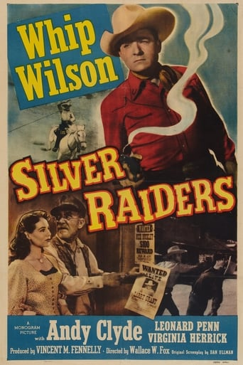 Watch Silver Raiders Online Free Putlockers