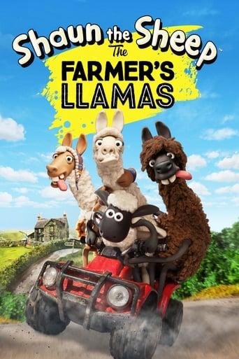 Ovečka Shaun: Farmárove lamy
