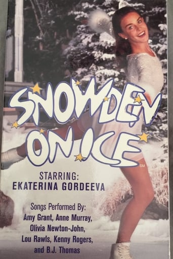 Poster of Snowden on Ice
