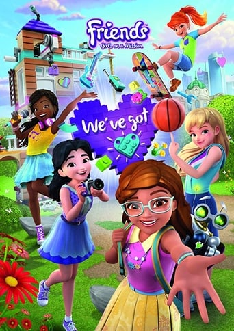 Watch LEGO Friends: Girls on a Mission 2018 full online free