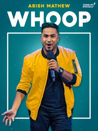 Poster of Abish Mathew : Whoop!