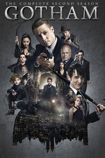 Gotham 2ª Temporada - Poster