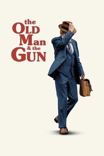 portada The Old Man & the Gun