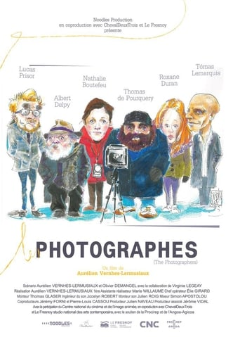 Poster of Les Photographes