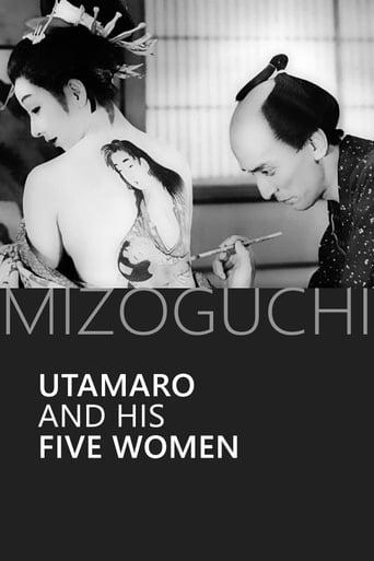 Poster of Utamaro and His Five Women
