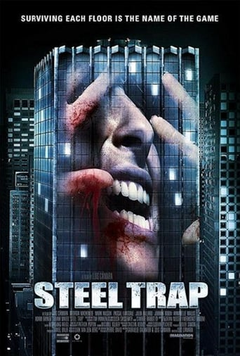 Poster of Steel Trap