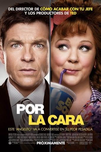Poster of Por la cara