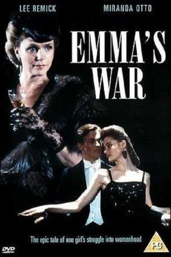 Poster of Emma's War