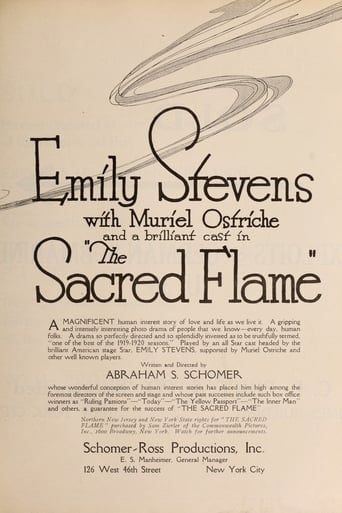 Watch The Sacred Flame 1920 full online free