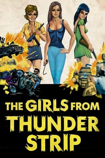 Poster of The Girls from Thunder Strip