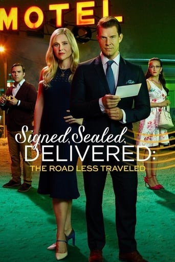 Poster of Signed, Sealed, Delivered: The Road Less Traveled