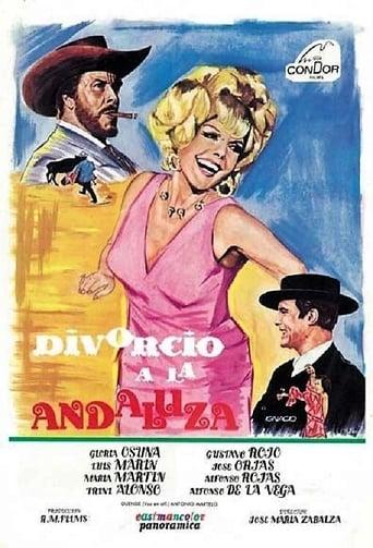 Poster of Divorcio a la andaluza