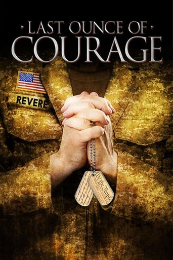 Last Ounce of Courage (2012) - poster