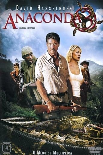 Anaconda 3 - Poster
