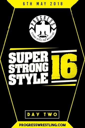 Poster of PROGRESS Chapter 68: Super Strong Style 16 - Day 2
