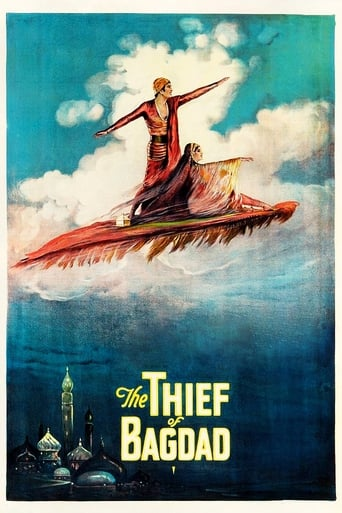 'The Thief of Bagdad (1924)