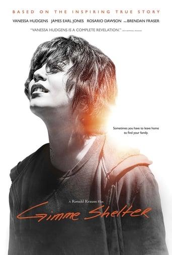 Gimme Shelter (2013) - poster