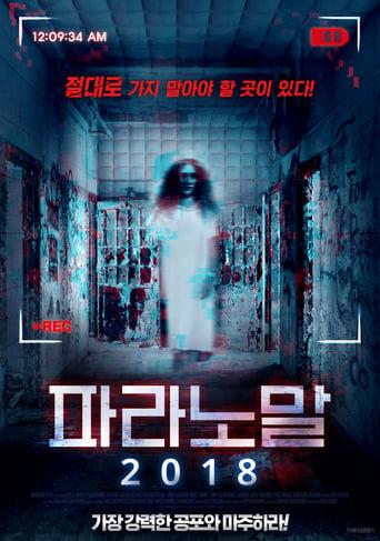 Paranormal Asylum - Poster
