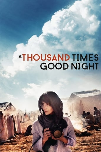 Poster of A Thousand Times Good Night