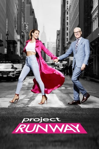 Poster of Project Runway