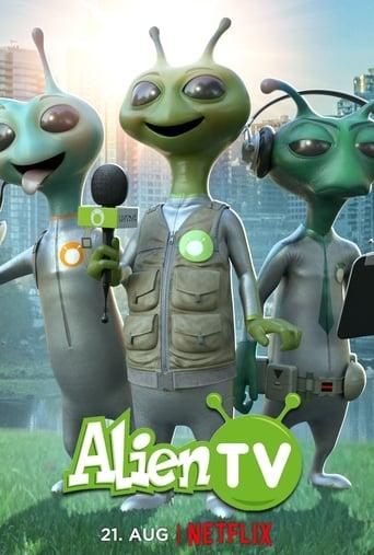 Alien TV 1ª Temporada - Poster