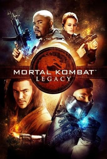 Poster of Mortal Kombat: Legacy