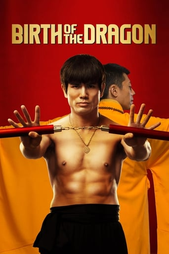 Poster of Birth of the Dragon fragman