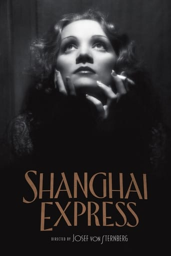 Poster of Shanghai Express