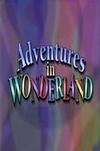 Poster of Adventures in Wonderland