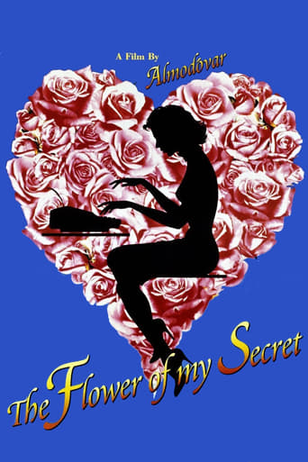 Poster of The Flower of My Secret