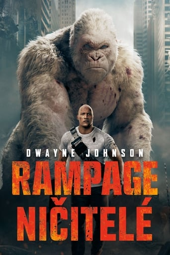 Poster of Rampage: Ničitelé