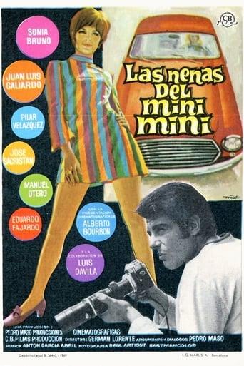 Poster of Las nenas del mini-mini