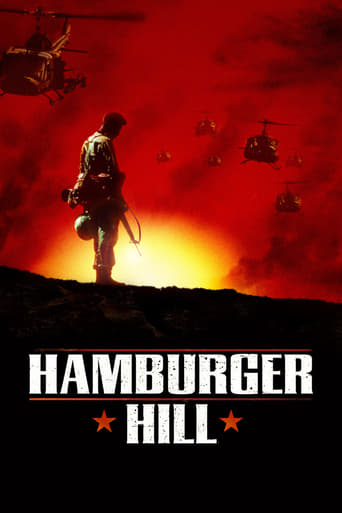 Poster of Hamburger Hill