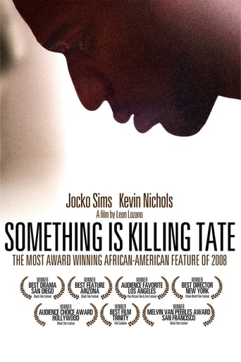 Poster of Something Is Killing Tate