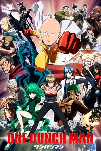 Filmplakat von One-Punch Man