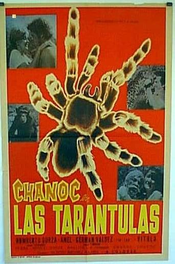 Poster of Las tarántulas
