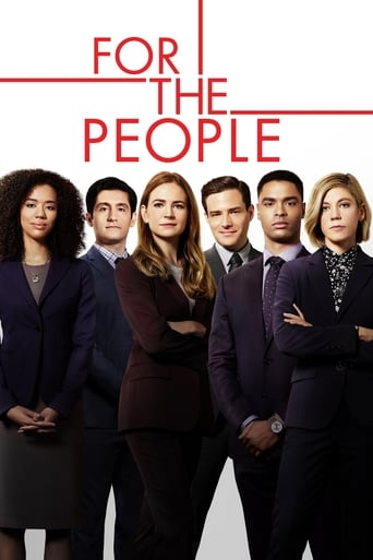 For the People 2ª Temporada - Poster