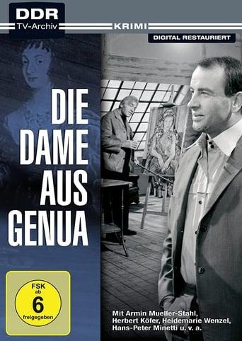 Poster of Die Dame aus Genua